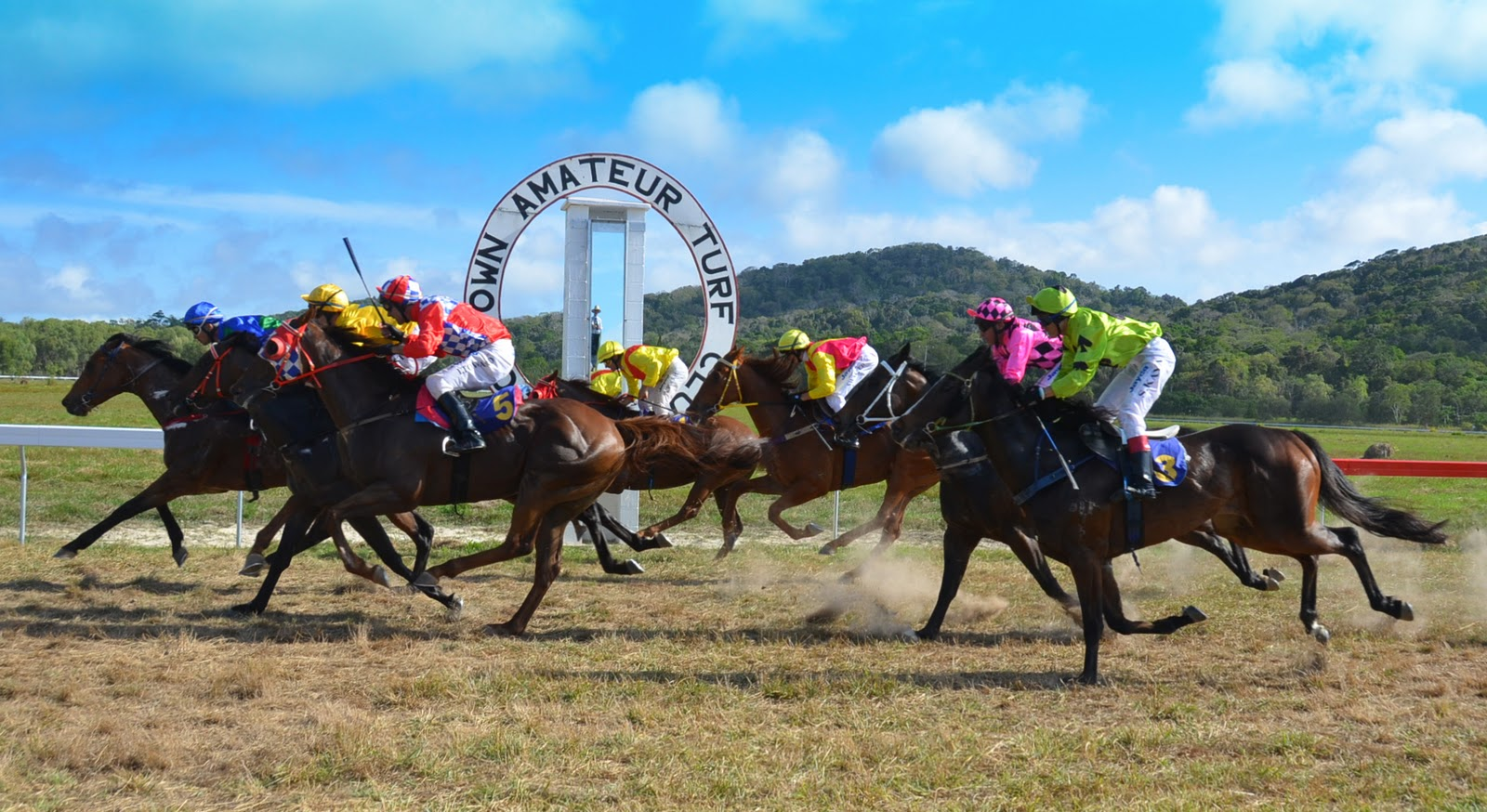 Cooktown and Cape York: Cooktown Races