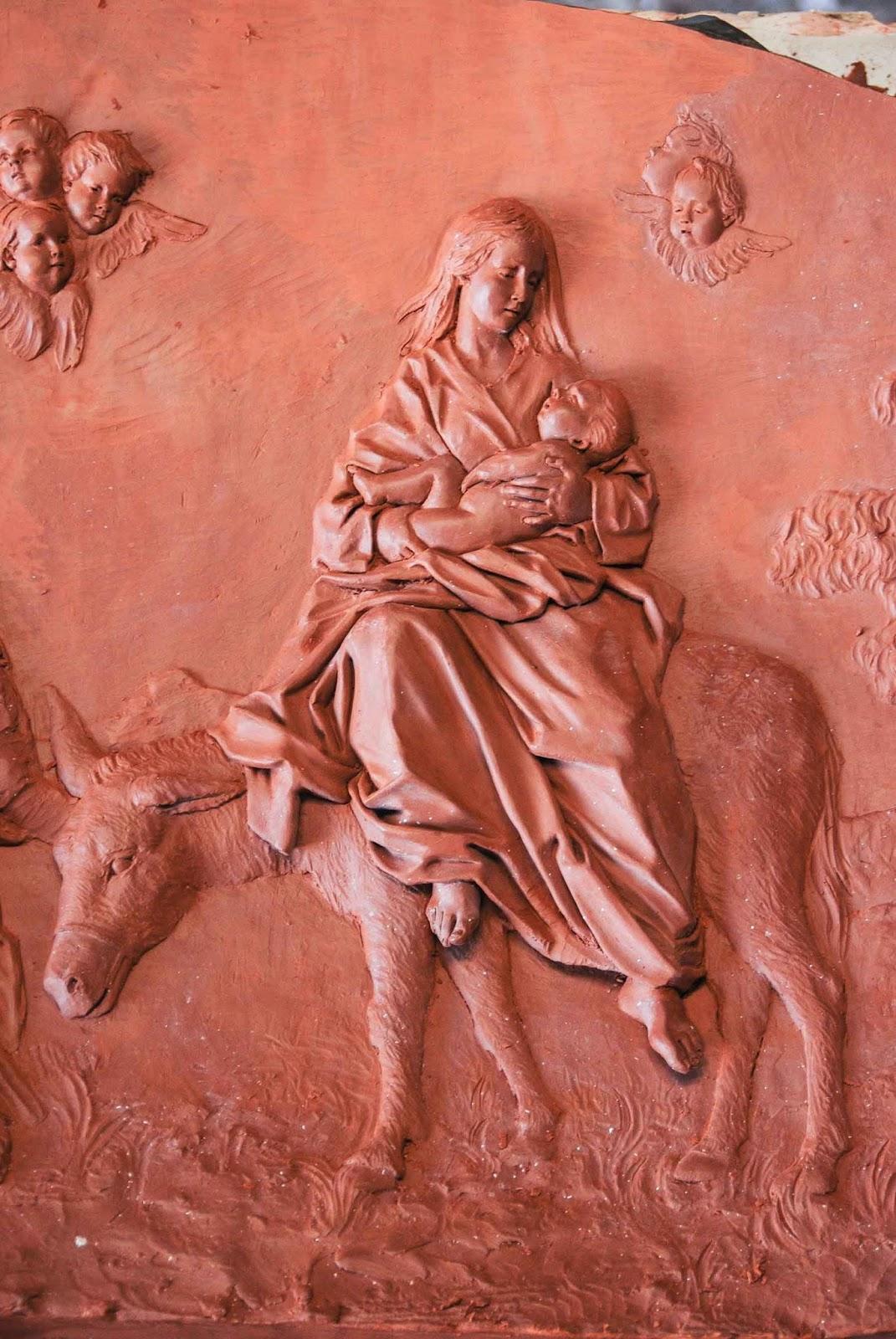 Trono Soledad Semana Santa Cartagena Murcia Arturo Serra escultura 29