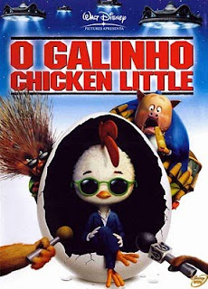 O Galinho Chicken Little Dublado
