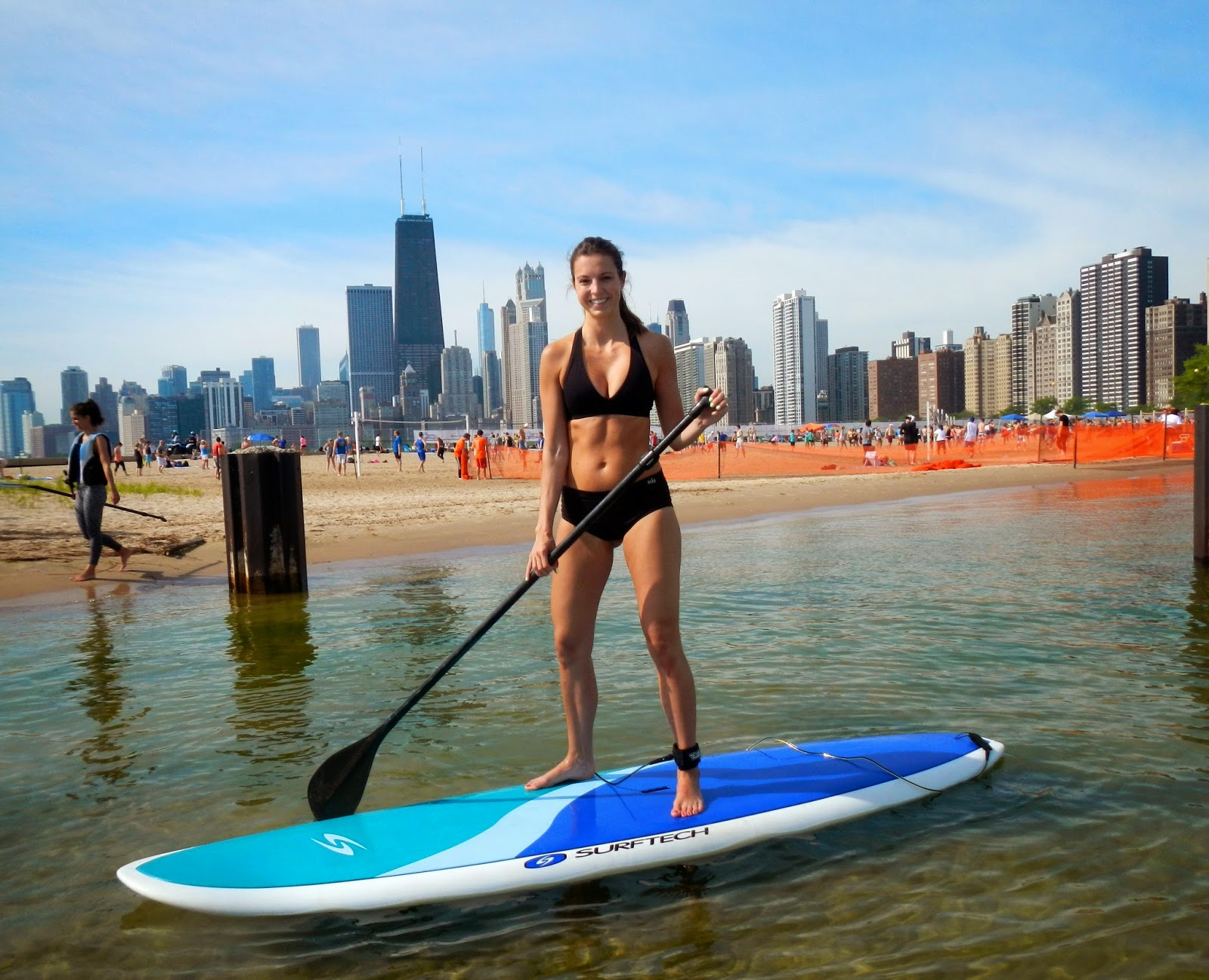 Fashion week Wear to what paddle board yoga for lady