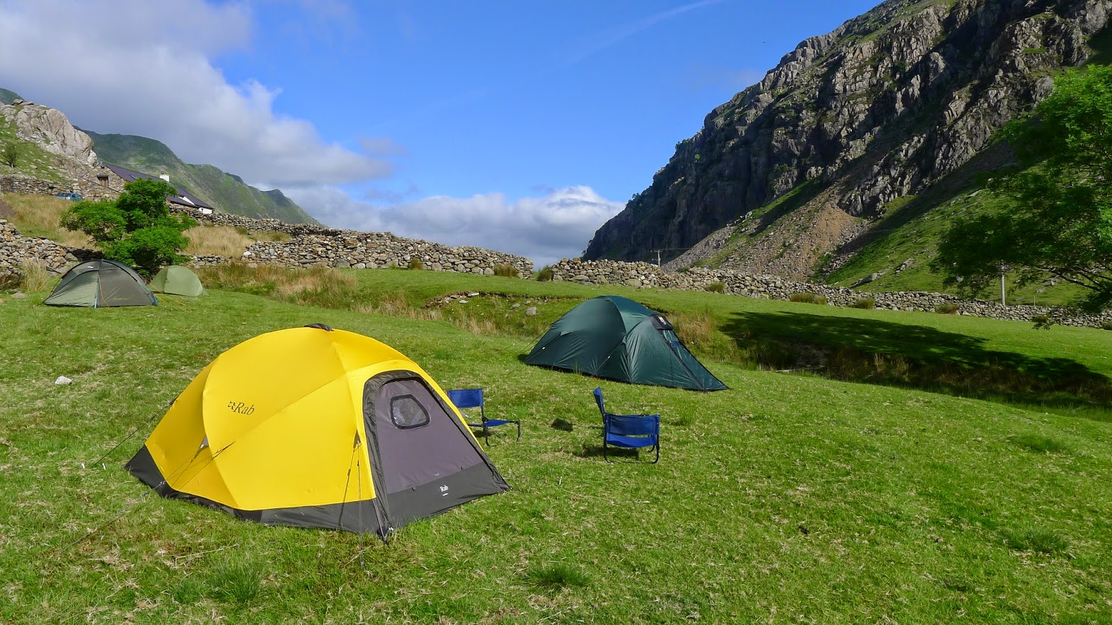 My wee Rab tent has been all around the UK now. & ally swinton blog: T-rad revival. Part 2