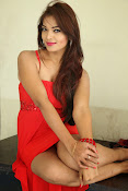 Ashwini glamorous photos in red-thumbnail-16