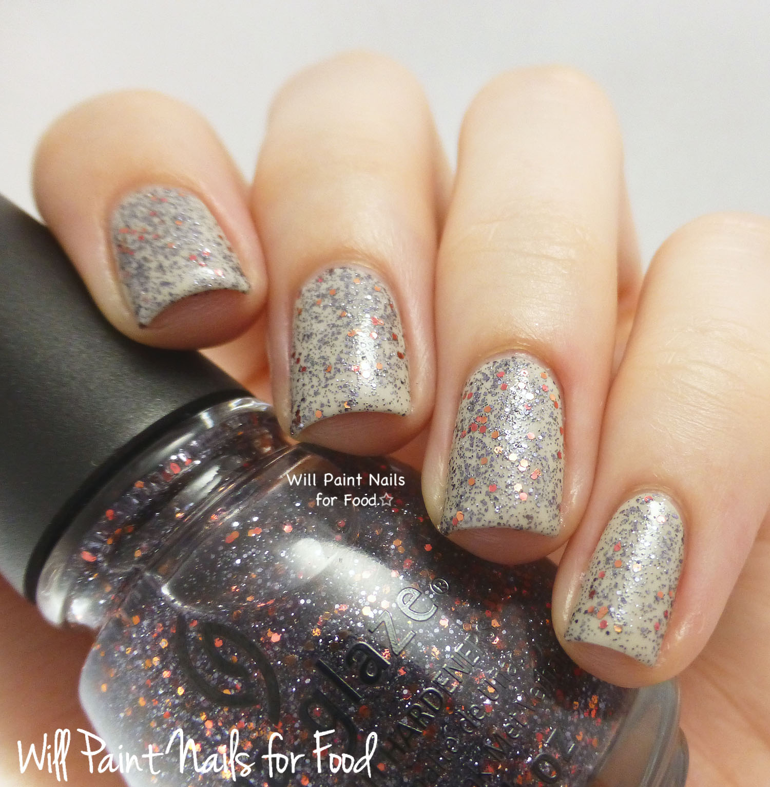 China Glaze Loco-Motive swatch