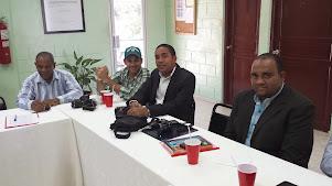 Fundación AES y PADESHA, agasajan periodistas de Haina