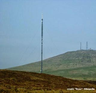 Divis - Digital Switchover Northern Ireland