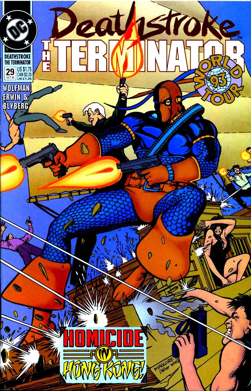 Deathstroke (1991) Issue #29 #34 - English 1