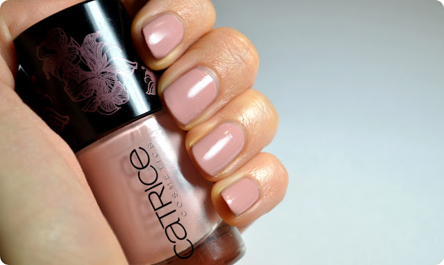 Catrice Nail Lacquer THE NUDE SCENE Swatch