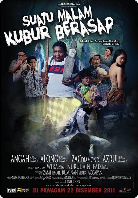 SUATU MALAM KUBUR BERASAP (2011)