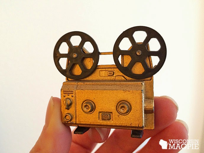 vintage pencil sharpener