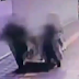 Couple disappear after being swallowed by 10ft sinkhole in horrifying CCTV footage [VIDEO]