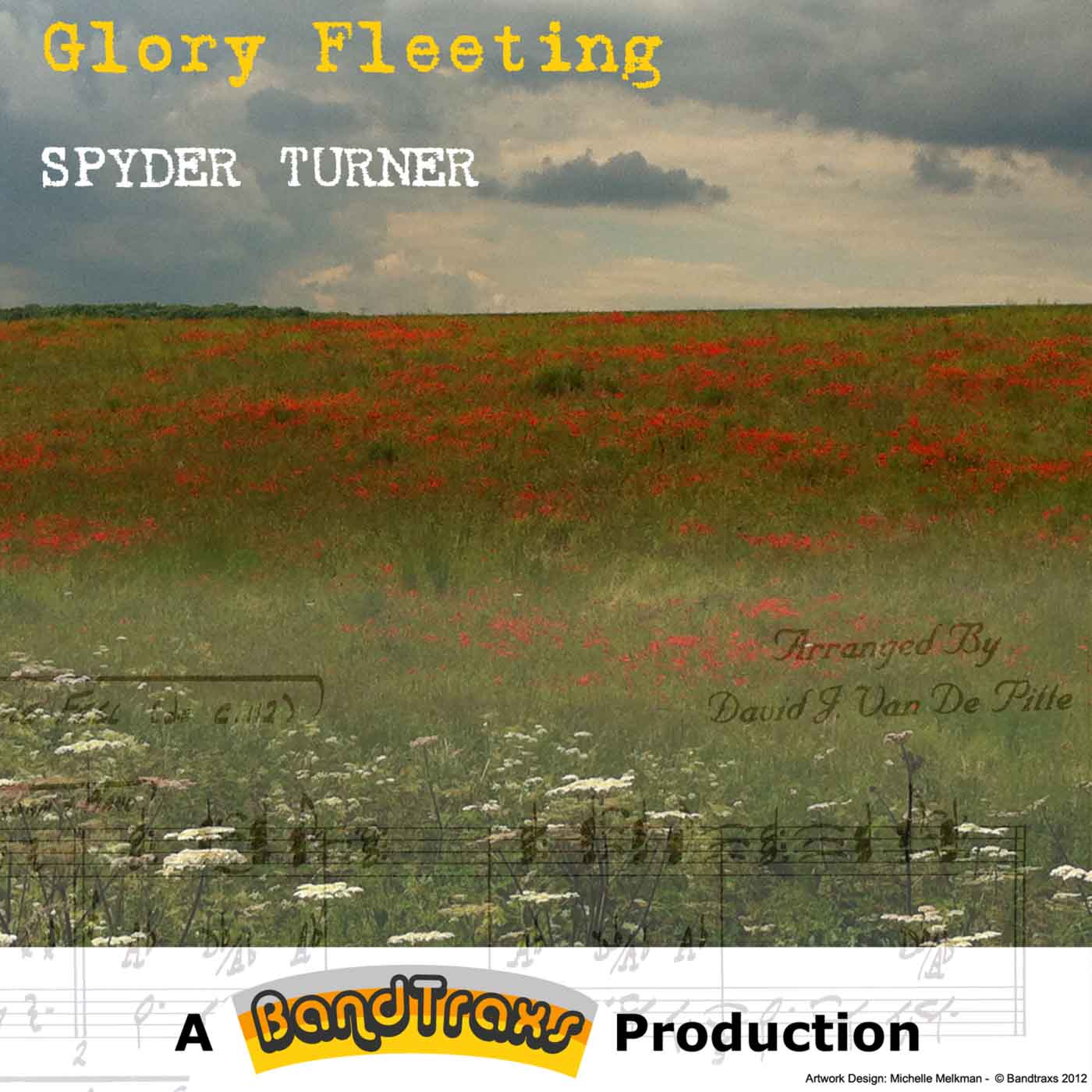 "Spyder Turner sings ""Glory fleeting"""