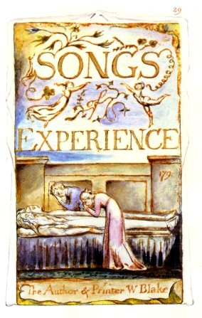 Songs of innocence and experience william blake essay