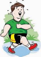 Artikel Olahraga Renang, Lari, Voli Ball