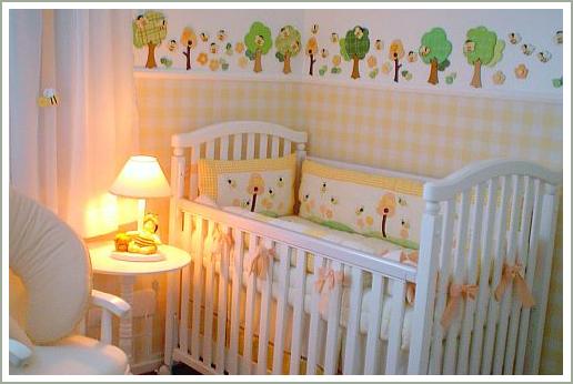 Criatividade com Carinho!!!: Decoração para o quarto do seu Bebê!
