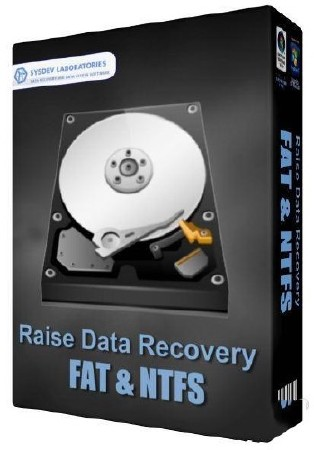 Raise Data Recovery FAT et NTFS v5.8.1