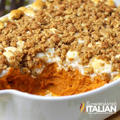 all recipes: Boston Market Copycat Sweet Potato Casserole