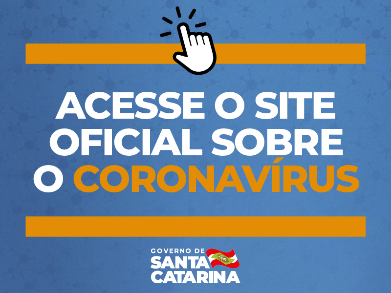 Coronavírus em SC