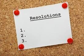 5 Hal Yang Harus Diperhatikan Dalam Membuat Resolusi