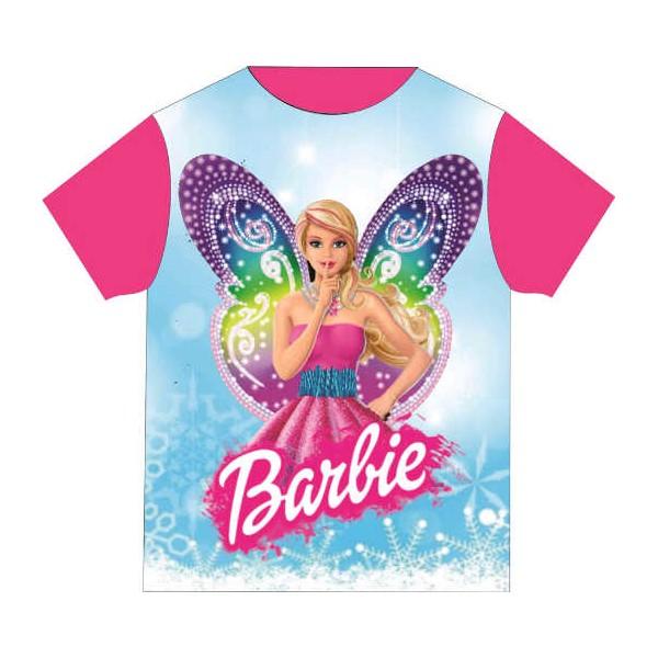 Baju Anak Karakter Barbie Dream Kids Size 2 - 12 Tahun