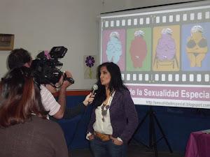 Jornada Sexualidad y discapacidad. Berazategui