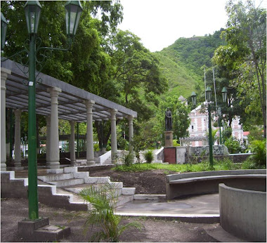 Plaza Bolívar de San Antonio de Capayacuar