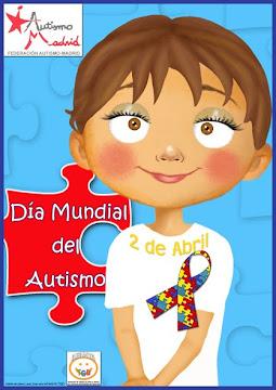 2 de Abril día mundial del Autismo