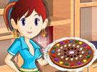 Çikolatalı Pizza Oyunu