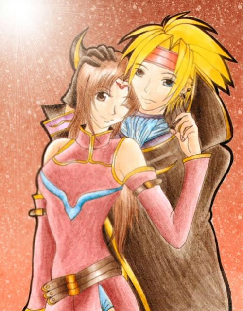 Dart and Shana As LelouchxCC por animegirlff7