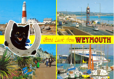 Postcard of Weymouth, Dorset, England