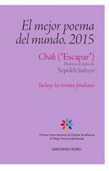 II Premio Internacional de Poesía Jovellanos, El mejor poema del mundo 2015