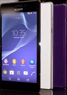 Harga Sony Xperia M2 Terbaru
