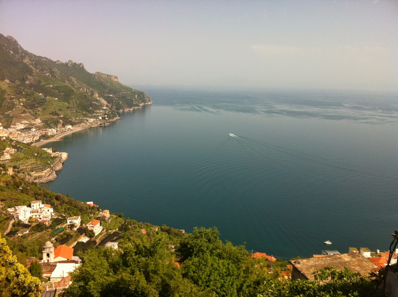 Day Trip By Ferry From Sorrento To The Amalfi Coast A
