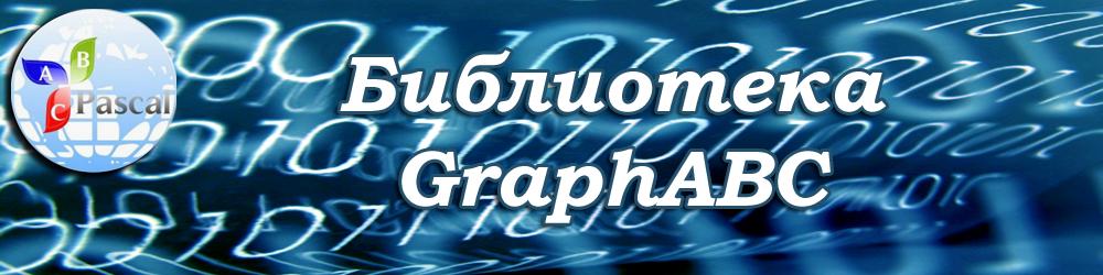 Библиотека GraphABC