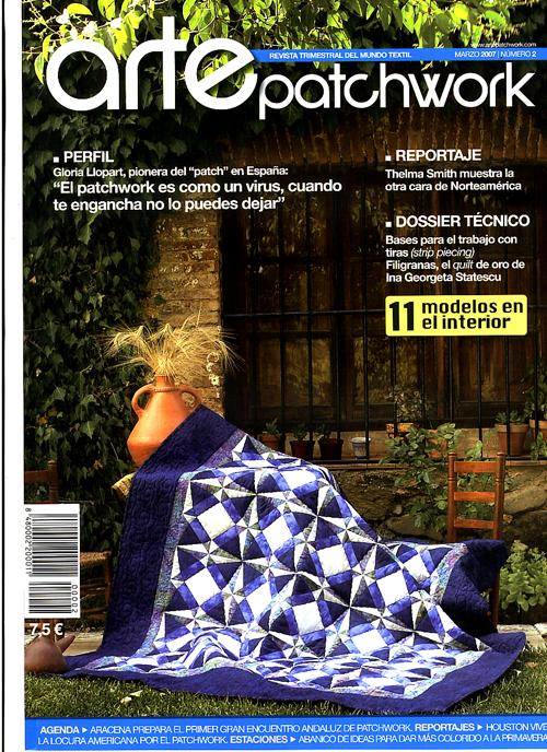 Arte Patchwork Spain