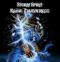 Raijiin Storm Spirit DotA