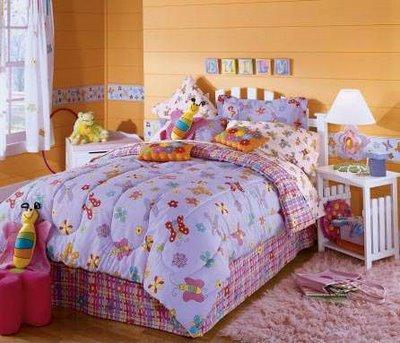 Decoraciones y hogar modernos dormitorios para ni as for Decoracion hogar 2013