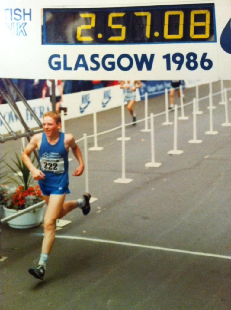 Stuart Murdoch 1986