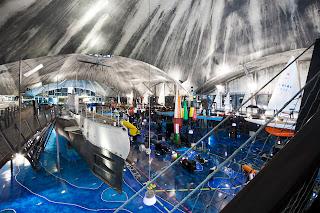 Музей гидрогавани - новейший и уникальный музей в Таллинне