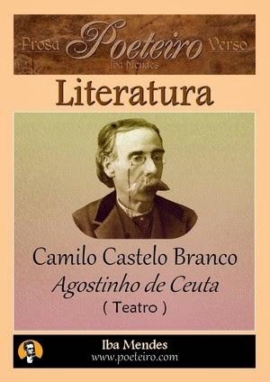 Camilo Castelo Branco teatro em pdf grátis