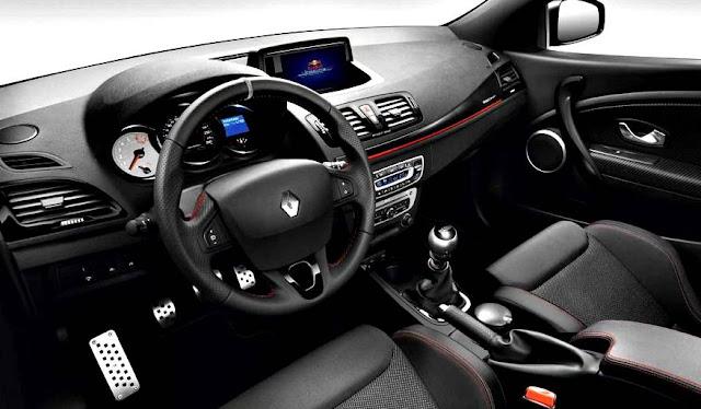 2016 Renault Duster Interior