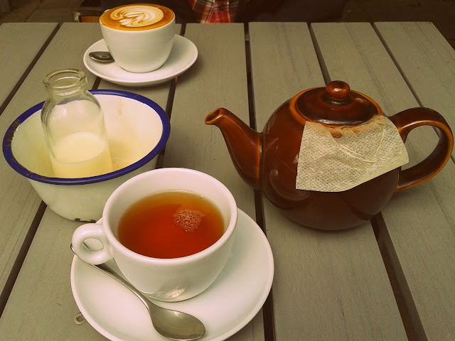 Project 365 2015 day 139 - Tea & Coffee  // 76sunflowers