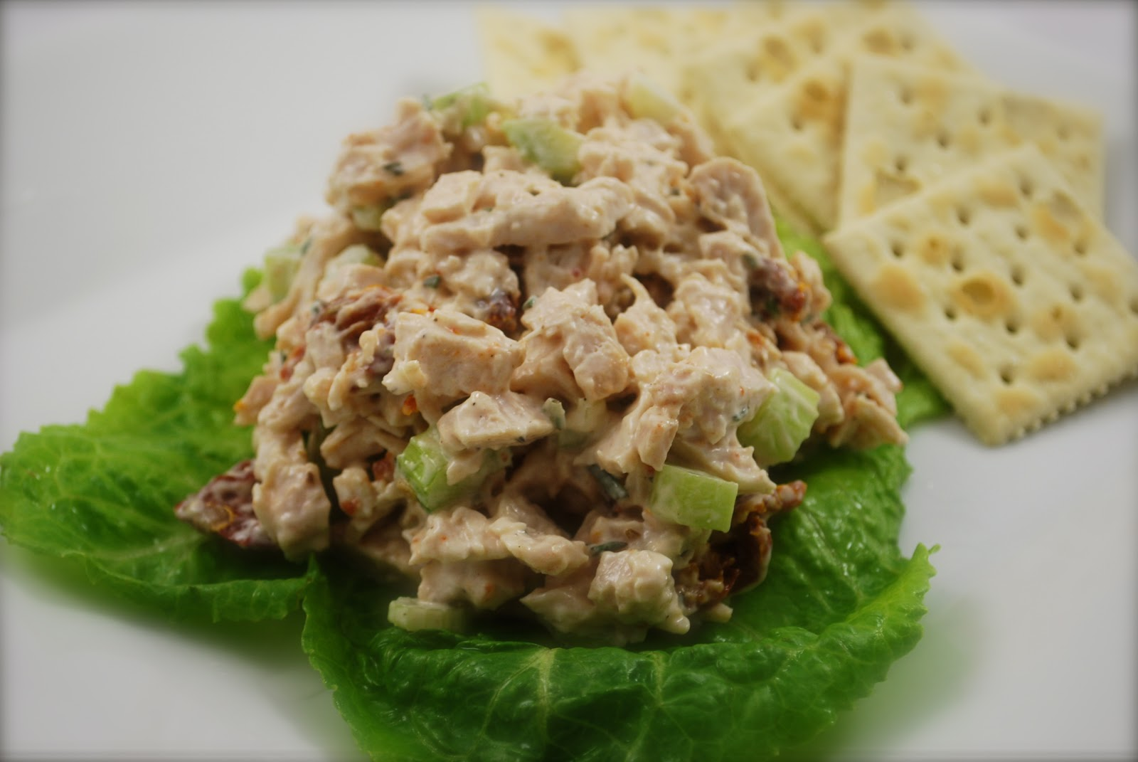 sun dried tomato turkey salad 2 c fresh turkey breast