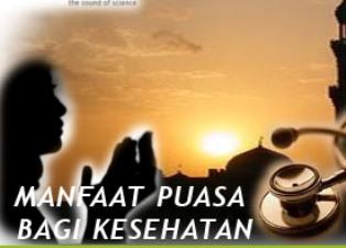 Manfaat Puasa Ramadhan Bagi Kesehatan