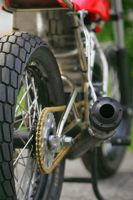 Rotax Flat Tracker | Rotax Framer | Flat Tracker | Brp-Rotax | J and M Rotax Framer | Sideburn | way2speed.com