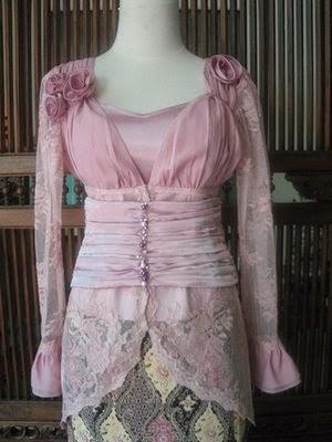 Foto Model Baju Kebaya Fesyen