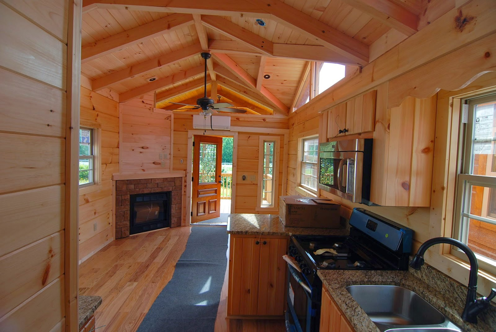 MODULAR HOME BUILDER Green River Cabins