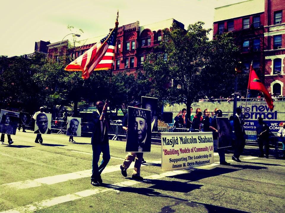 harlem new york parade