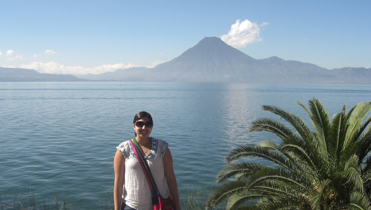Heaven on Earth, Lake Atitlan, Guatemala