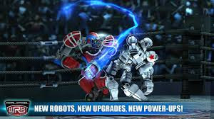 Real Steel World Robot Boxing v18.18.455 MOD APK + DATA Android