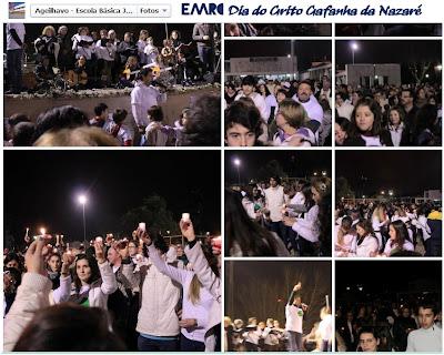 Dia do Grito - Gafanha da Nazaré - com a presença EMRC